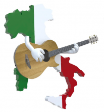 Playing Italy